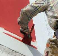 Как покрасить фасад дома своими руками