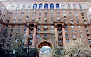 Сталинские дома плюсы и минусы