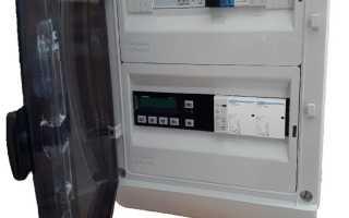 Система автоматического управления теплицей