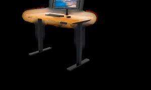 Стол с регулировкой высоты икеа