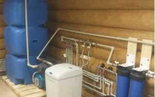 Приборы водоснабжения и канализации в частных домах