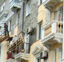 Методики реставрации фасадов