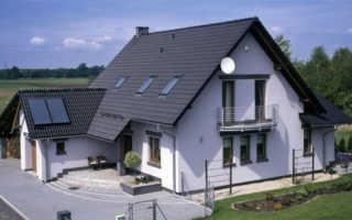 Варианты крыш частного дома