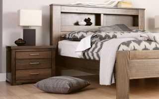 Стандартная высота кровати
