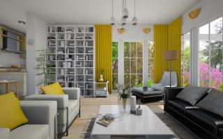 Создать дизайн квартиры онлайн самостоятельно