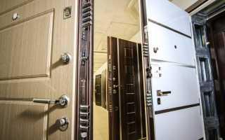 Как отделать дверь ламинатом своими руками