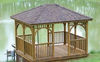 Вальмовая крыша поэтапное строительство