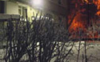 Крепление светильников на фасаде
