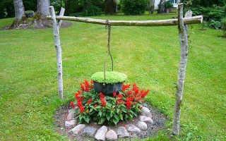 Идеи для дачи и сада огород ландшафт