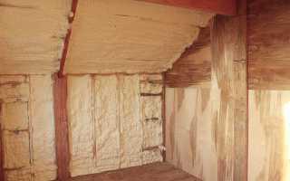 Каким материалом утеплить стены внутри дома