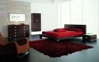 Белая мебель какой цвет пола