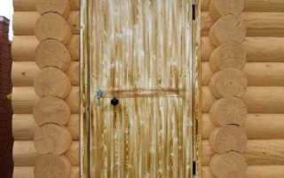 Двери в парилку фото