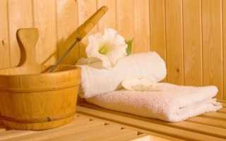 Средства для бани