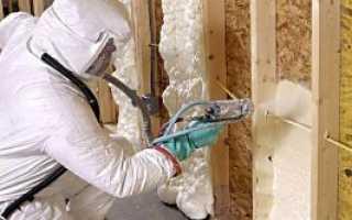 Как утеплять стены внутри дома
