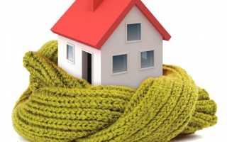 Утепление фасада дома снаружи своими руками