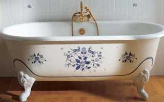 Ножки на чугунную ванну