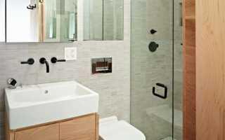 Ванная комната в хрущевке ремонт фото