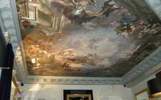 Что такое тканевый потолок