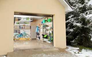 Варианты ремонта в гараже